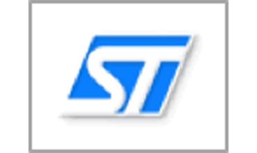 Logo - ST MICROELECTRONICS