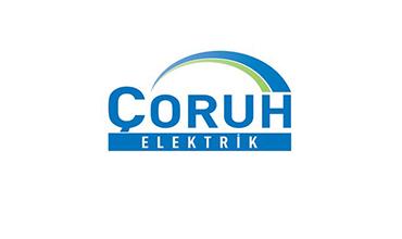 Logo - ÇORUH ELEKTRİK