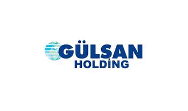 Logo - GÜLSAN HOLDİNG