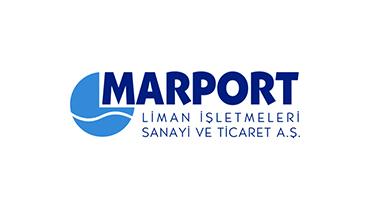Logo - MARPORT LİMAN
