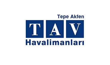 Logo - TAV HAVALİMANLARI